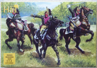 HaT 1/72 HAT8009 French Dragoons (Napoleonic)